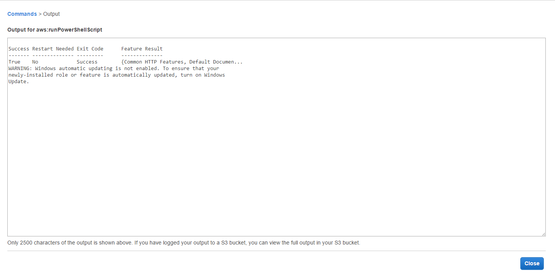 ec2runcommand | CloudThat's Blog