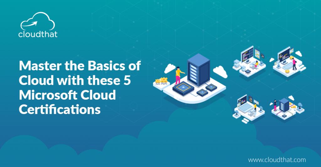 Azure Cloud Certifications Banner