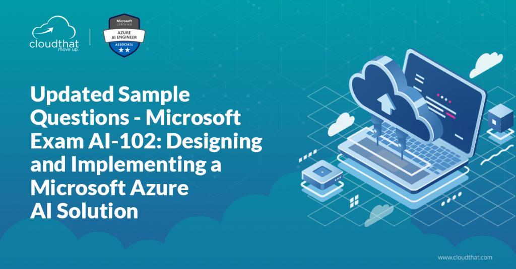 AI-102 sample question