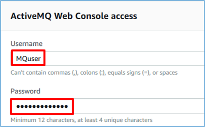 ActiveMq Web Console Access