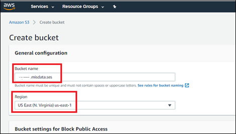 Configure Sub-Domain in AWS SES to Receive Mails
