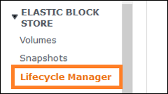 Create AWS Lifecycle Policy Using Terraform for Taking EBS Snapshots