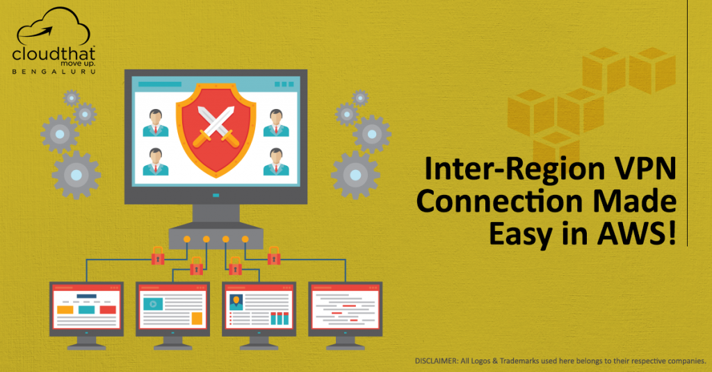 Inter Region VPN Connection Made Easy in AWS