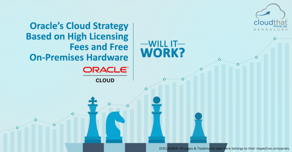 Oracle's Cloud Strategy Based on High Licensing Fees and Free On